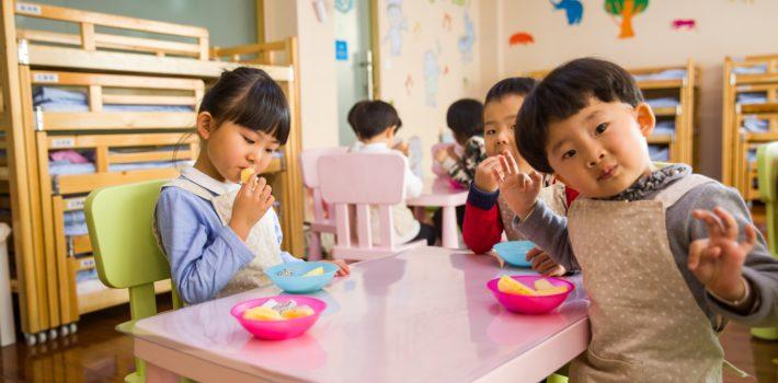 アメリカの保育園勤務経験者が語る、日本とアメリカの保育園の違い