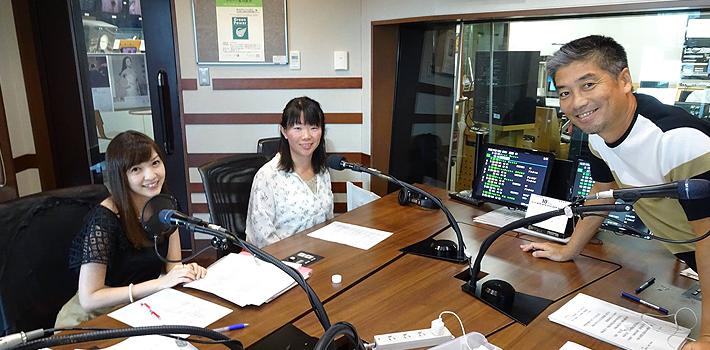 TOKYO FMの「クロノス」に生出演してきました!
