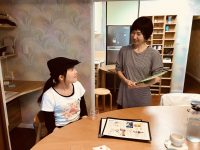 飲食店に特化した接客英会話レッスン 9日目 in 新宿区