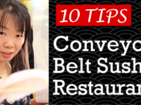 10 Tips You Should Know about Conveyor Belt Sushi Restaurants